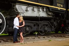 Anna and Harry Nashville Engagement Session #Nashville #engagement #photo #wedding #photographer #centennialpark