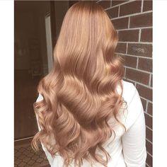 Shiny Golden Blonde