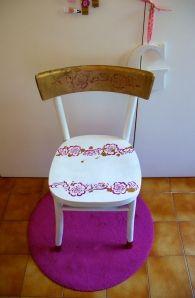Come Cenerentola: una sedia può diventare Principessa grazie a Mercatopoli - made by Katia Di Maglie