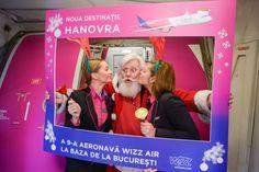 Baza Wizz Air de la București a recepționat a 9-a aeronavă