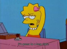 """""""lisa"""" The Simpsons Way of Life The post """"lisa"""" appeared first on Paris Disneyland Pictures. The Simpsons, Simpsons Quotes, Cartoon Quotes, Cartoon Pics, Simpsons Funny, Lisa Simpson, Homer Simpson, Simpson Wallpaper Iphone, Cartoon Wallpaper"""