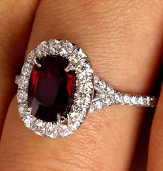 The item is pending a sale so cannot be purchased at this time. ELEGANT and RARE! From our Estate Collection. What a magnificent ring to ask