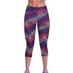 Pants,Toraway Women Sport Yoga High Waist Stretch Cropped Pants Leggings >>> Visit the image link more details. (This is an affiliate link) #TightsLeggings