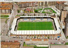 Estadio Viejo Carlos Tartiere, Oviedo