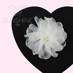 This nice flower can be used for head decoration/corasge/shoes
