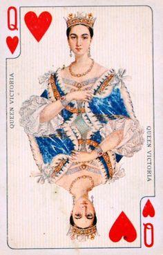 Queen Victoria, The Queen of Hearts