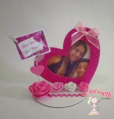 ♥ Ateliê by Edirna ♥: Porta retrato dia das mães