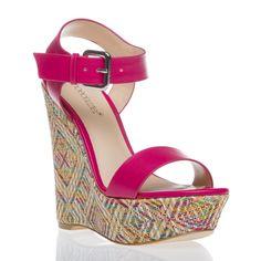 Fun summer shoes