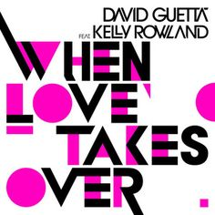 Nice one Wowiiiiiie ❤  When Love Takes Over, a song by #DavidGuetta featuring   #KellyRowland on #Spotify