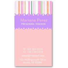 Teachers Apple Business Card Pinterest Business Cards Teacher - Kid business card template