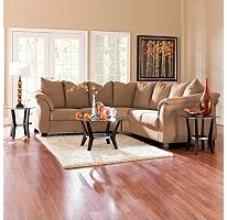 Beverly Sectional - Straw - 2 pc. (Sam's Club)