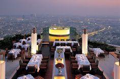 13 – Restaurant Sirocco, Bangkok, Thailandia