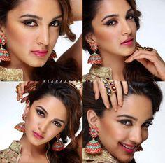 Kiara Advani, Alia Bhatt, Drop Earrings, Memes, Bikinis, Beautiful, Fashion, Moda, Fashion Styles