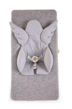 Coussin pour transat bébé Baizy. Transformez votre bout de chou en un petit ange!