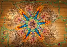 These Sand Designs Are So Detailed And Beautiful. I'm Totally Speechless! - http://fb-35.lifebuzz.com/mandalas/