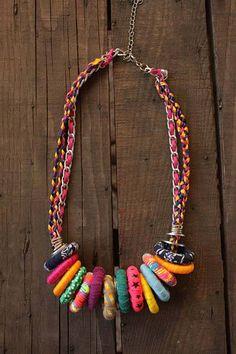 "Necklace ""Edit Handmade"""