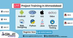 Live Project Training in Ahmedabad  #Project #training #ahmedabad