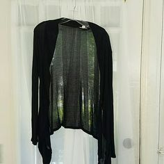 Black lightweight sweater Black lightweight sweater Zenana Outfitters Sweaters Cardigans