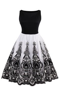 Babyonlinedress Vintage Women Dresses Black Lace 1950s Cocktail Party Gown     Click image for more 11dfb5631f60