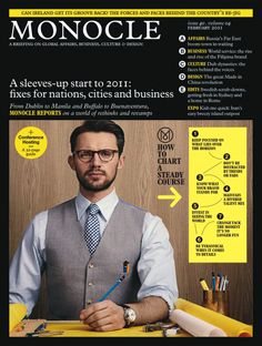 Monocle Volume 4 - Issue #40