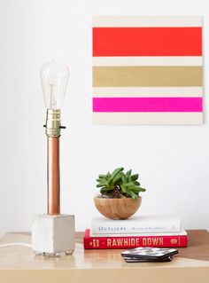 25 Gorgeous DIY Projects Using Copper