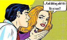 Cô gái bất bình trước phản ứng của người yêu cũ