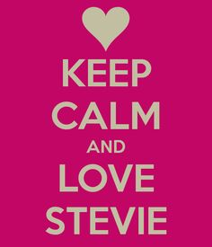 Have seen Stevie solo 5 times and with Mac twice and what a great performer/singer and song writer she is.