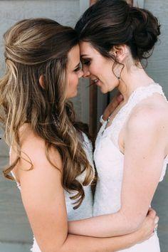 Lesbijki ebony fryzura