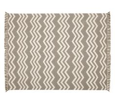 Into a little more modern outdoor decor these days I guess... love it PB outdoor rug!!