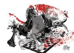 """""""Los hijos de los días"""" - Galeano ilustrado por Casciani 19/8 - acá podés leer el texto: http://andrescasciani.blogspot.com.ar/2016/08/los-hijos-de-los-dias-galeano-ilustrado_19.html"""