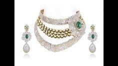 diamond jewellery set , Diamond Set Designs | Diamond Wedding Jewellery ...