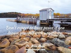 Don't expect to have peace if you drown yourself with negativity. #inspirationalquotes #motivationalquotes #foodforthought #dailymotivation #goodday #motivational #inspirational  #motivationalmd #getinspired #wordstoliveby #iloveNL #exploreNL #newfoundland #iloveCanada #deepbight #exploreCanada