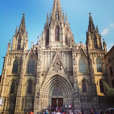 Barcelona itinerary - Where I would take you in 4 days