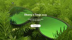 Strona firmy Eyespot. Projekt graficzny i koncepcję działania strony stworzył Tomasz Błokowski ( http://www.graviomedia.com/ ) więcej informacji na http://piotrdata.pl/