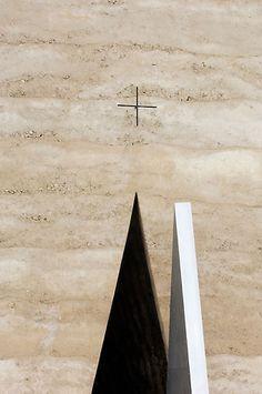 Bruder Klaus Chapel. Peter Zumthor, Mechernich, Germany. 2007