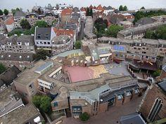 Uitzicht vanaf de Stevenstoren
