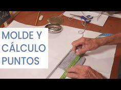 Aprendiendo a #tejer ➜ Molde y cálculo de puntos ➜ Técnicas y secretos para tejer con Lucila - YouTube Knitting Stiches, Baby Knitting, Knitting Patterns, Youtube, Stitch Patterns, Knit Crochet, Videos, Molde, Knitting And Crocheting