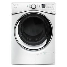 Whirlpool 7.3 cu. ft. HybridCare Ventless Duet Dryer with Heat Pump Technology, WED99HEDW