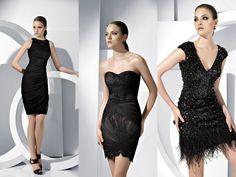 El negro es uno de los colores básicos que nunca pasa de moda. Si estás invitada a una boda, no te pierdas estos elegantes diseños en los que encontrarás inspiración.