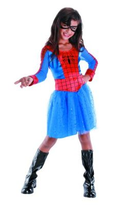 Spider-Girl Classic - http://www.specialdaysgift.com/spider-girl-classic/