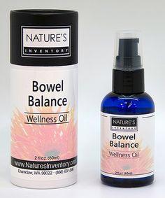 Love this Bowel Balance Organic Wellness Oil on #zulily! #zulilyfinds