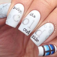 23 Christmas Nails That Are Too LIT to QUIT! - Best Nail Art