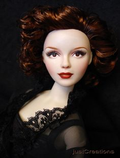 Lovely Judy Garland doll. Loved her and all of her movies!!!!