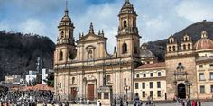 plaza de Bolivar #Bogota
