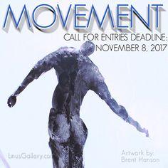 MOVEMENT Open International Art Call | DEADLINE: NOVEMBER 8, 2017