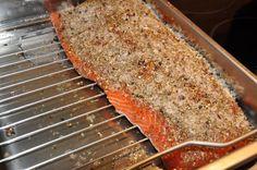 Lachsfilets nach 24 Stunden im Kühlschrank räucherlachs selber machen-Raeucherlachs03-Kaltgeräucherte Lachsfilets – Räucherlachs selber machen