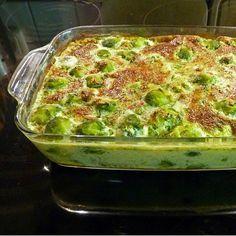 Lust auf Gemüse? :-) Dann probier unseren Gemüseauflauf! Läßt sich auch noch wunderbar am nächsten Tag genießen. Probier es aus! Hier gehts zum Rezept: https://www.paleo-laedchen.de/gemueseauflauf/