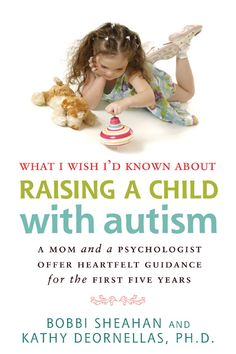 Parent perspective book on autism