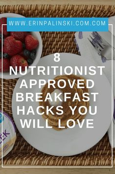 A balanced breakfast sets the stage for the rest of the day. But as much as I know I need to eat a nutritionally sound breakfast, as a mom of two, mornings never seem to go as planned (except that we will be late getting out the door- I can always plan on that). #healthymom #fitmom #healthandfitness #momhacks #healthandwellness #healthandnutrition #nutrition #healthymeals #healthymealplan #healthylife #fitnessfood #healthyeating