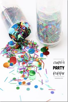 Confetti Party Poppe